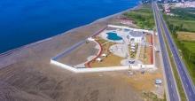 Sahil Park ve Sosyal Tesisler kapılarını açtı