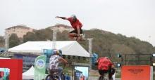 Ayçiçeği Vadisi ve Bisiklet Adası hizmete açıldı