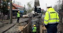 33 milyonluk altyapı yatırımı tamamlandı