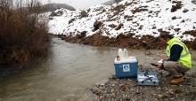 Su kaynaklarının karnesi çıkarılıyor