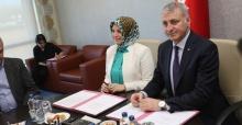 SATSO – MEM işbirliği protokolü imzaladı