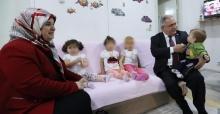 Vali Nayir çocuklarla iftar sofrasında buluştu
