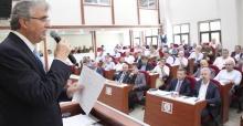 Şehrin yeni projelerine meclis onayı