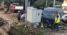 SEDAŞ sel bölgesini elektriksiz bırakmadı
