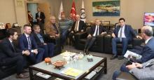 Kuzey Makedonya Sakaryalı yatırımcıları bekliyor