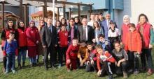 Vali Nayir Gençlik Merkezlerinde incelemelerde bulundu