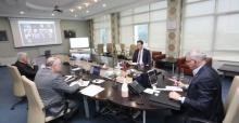 SATSO'da Online Yönetim Kurulu toplantısı