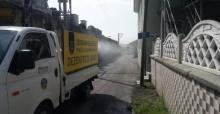 Serdivan Belediyesi ekipleri ilçede çalışmalarına devam ediyor