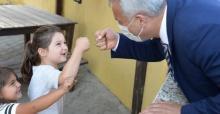 Başkan Babaoğlu çalışmaları yerinde inceledi