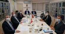 AK Parti Koordinasyon toplantısı yapıldı
