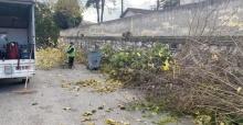 Serdivan'da kışa hazırlık çalışmaları sürüyor