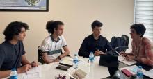 Karadeniz'de Pedal çevirelim eğitimleri sürüyor