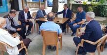 Başkan Alemdar Otuzikievler'i ziyaret etti