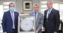 Başsavcısı Osman Köse'ye ziyaret