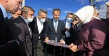 Serdivan'da bir mahalle daha doğalgazla buluşuyor