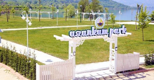 Uzunkum Park açılıyor