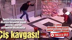 Sakarya'da tuvaletini yapan gençleri uyaran pompacı bıçaklandı