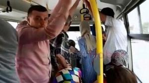 Yolcular isyan ediyor!