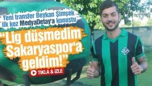 Yeni transfer Beykan Şimşek ilk kez MedyaDetay'a konuştu