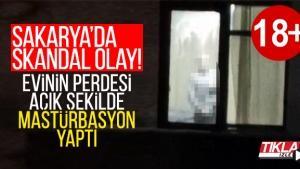 Sakarya'da skandal olay!