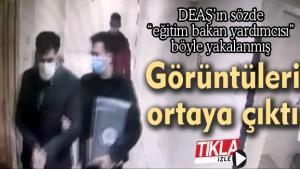 """DEAŞ'ın sözde """"eğitim bakan yardımcısı"""" böyle yakalanmış"""