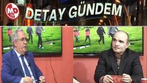 Detay Gündem'in bu haftaki konuğu Sakarya Valisi Ahmet Hamdi Nayir