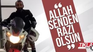 Sedat Peker'den Akyazılı hayranına motosiklet hediyesi