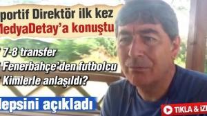 Özcan Kızıltan'dan transfer açıklaması